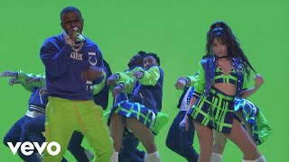 Download Lagu Camila Cabello - My Oh My Live on The Tonight Show Starring Jimmy Fallon ft DaBaby MP3