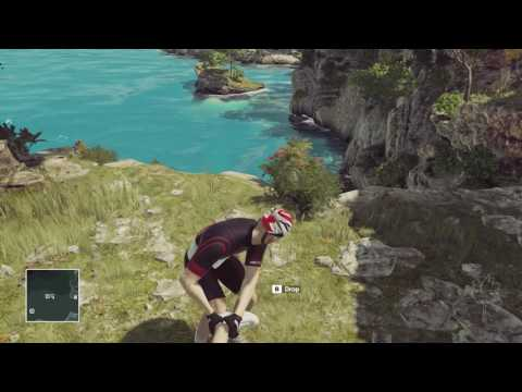 Hitman Part 3 - CASUALLY DUMPING BODIES OFF CLIFFS