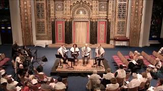 Shabbat Morning Service — May 12, 2018