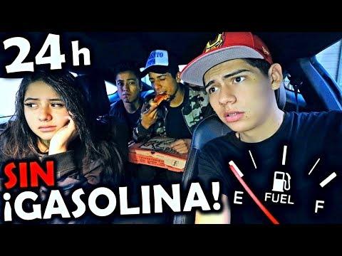 ¡24 HORAS SIN SALIR del COCHE! RETO - [ANTRAX] ☣