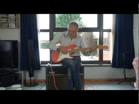 While My Guitar Gently Weeps.  Hank Marvin  cover FREE TABS BT Available to purchase