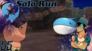 Pokemon UM (Skitty Solo Run) Ep:55 The Skitty And Wailord