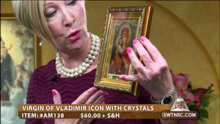 EWTN Religious Catalogue - 2016-08-29 - St. Anne And Mary Statue