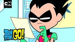 Cracking The Code | Teen Titans Go! | Cartoon Network
