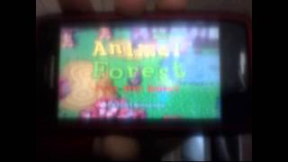 Animal Crossing on my Phone (Animal Forest English Patch, N64oid)