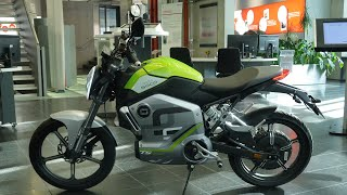 Super Soco TS 1200 Limited Edition | 45 km/h E-Moped | E-Roller