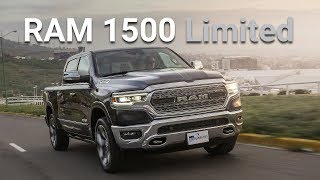 RAM 1500 Limited - La pickup más premium Video