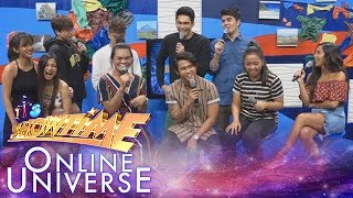 Showtime Online Universe:  TNT3 contenders and defending champion Chingkie Maylon - October 17, 2018