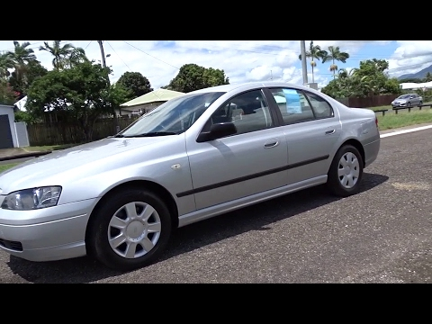 2005 FORD FALCON Cairns, Townsville, Mount Isa, Port Douglas, Atherton, QLD 31890