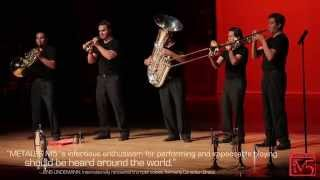 M5 MEXICAN BRASS -  live trailer (HD) 2012