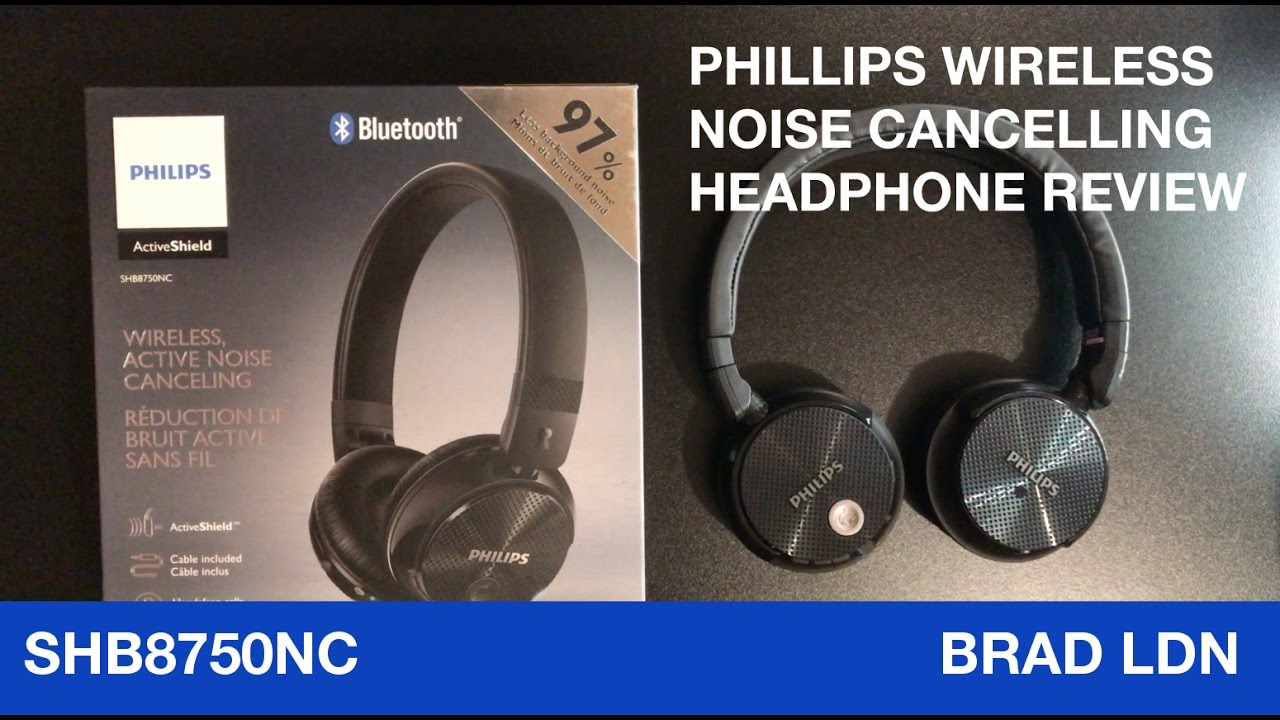 great value philips wireless bluetooth active noise cancelling headphones review shb8750nc. Black Bedroom Furniture Sets. Home Design Ideas