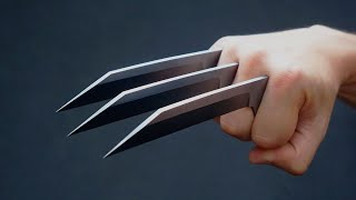How To Make Wolverine Claws