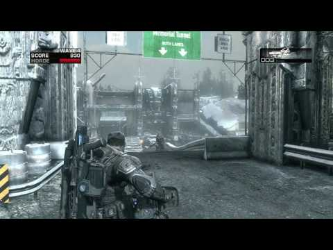 Gears of War 2 - Snowblind Mappack Trailer
