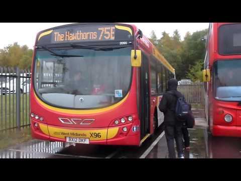 NX West Midlands | Pensnett Garage 'Open Day' | Saturday 24th October 2015