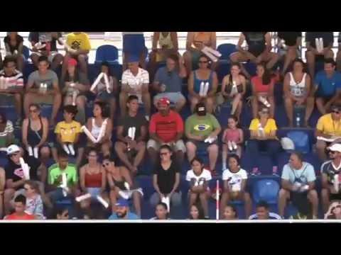 EVANDROPEDRO ALVARO FILHOSAYMON 2ª Etapa  20162017 quarterfinal Brasilia