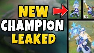 NEW CHAMPION NEEKO + XMAS SKINS LEAKED!!! SNOW DAY TWITCH, SORAKA, MUNDO, YI! - League of Legends
