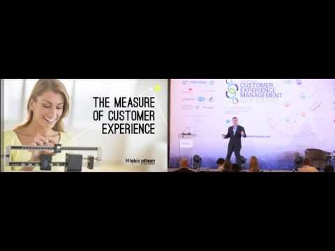The Measure of Customer Experience - CEM Asia Summit 2015