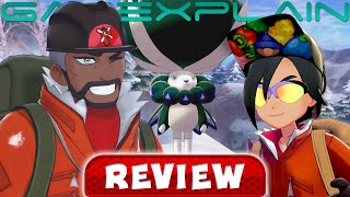 Is The Crown Tundra Worth It? - REVIEW (Pokémon Sword & Shield DLC) (Video Game Video Review)