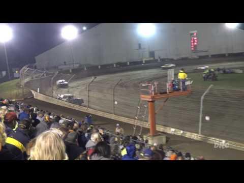 Kokomo Speedway | 10.15.16 | Kokomo Klash X | Street Stock | Heat 5