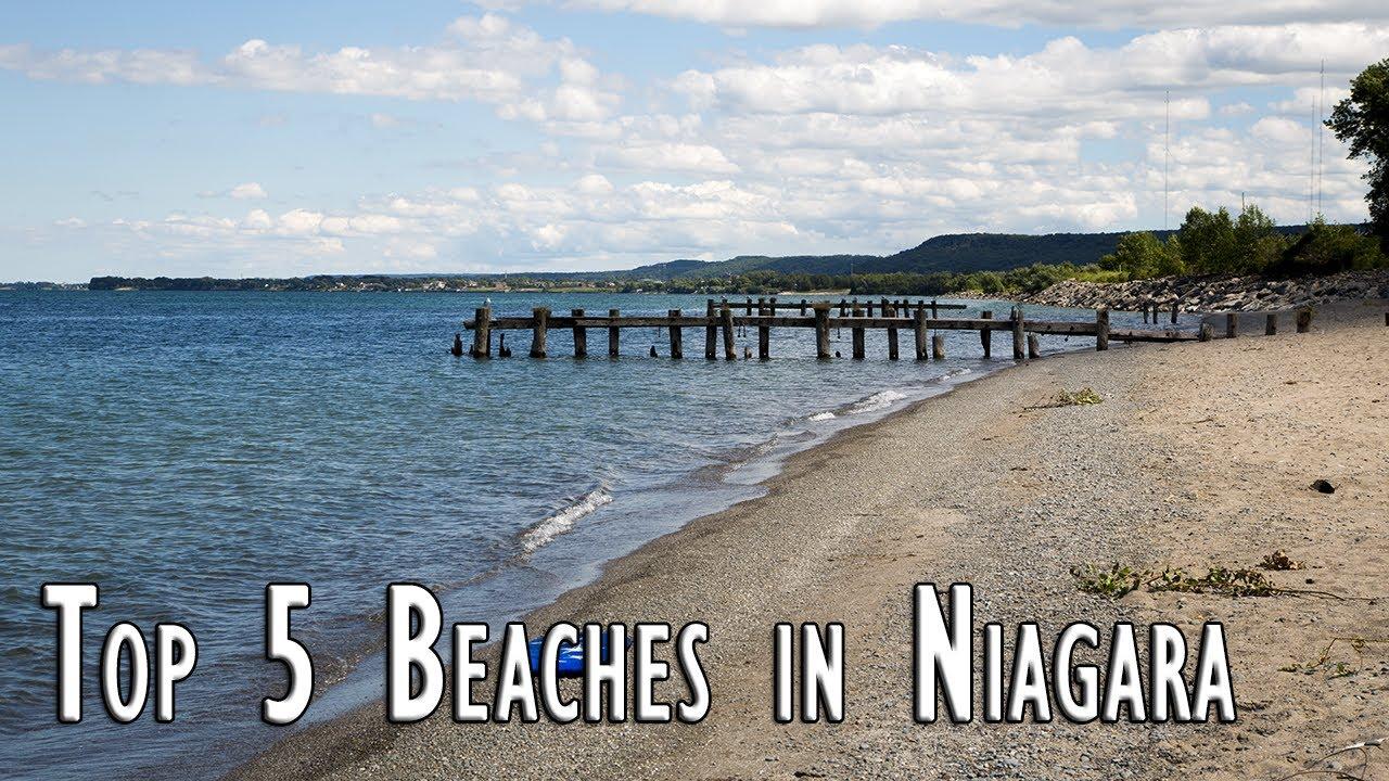 Top 5 Beaches In Niagara Naturally