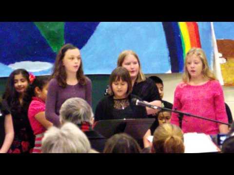 Day-O Bose Elementary School Choir