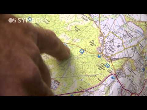 Understanding map symbols with Steve Backshall and Ordnance Survey
