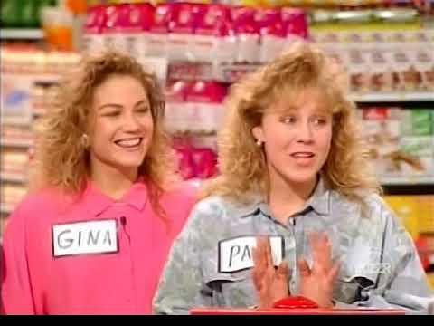 Supermarket Sweep - 1991 Episode (Buzzr Premiere)