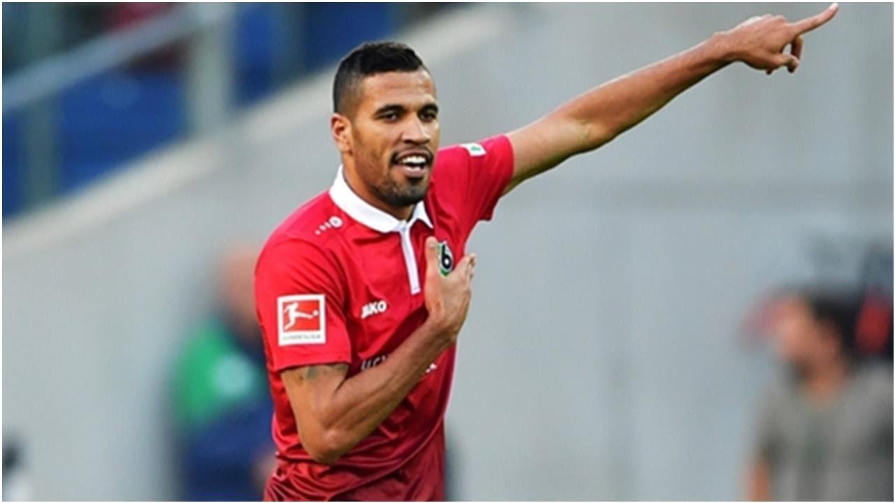 Resultado de imagen de jonathas goal hannover