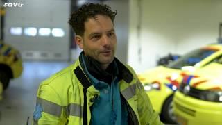 Motorverpleegkundige Willo - hoe is het om te werken als motorverpleegkundige bij de RAVU