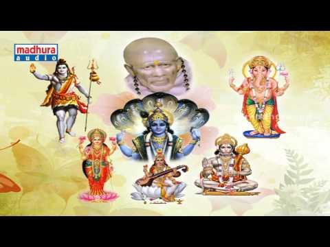 Telugu Devotional Songs - Vighnaalu Tholiginchu - Bhajana Sudhajhari