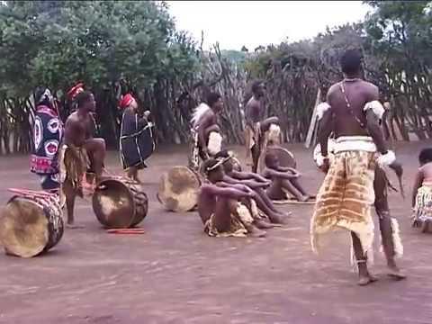 Zoulou - Danse de Sipiwé
