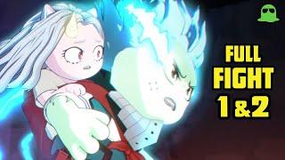 My Hero CATS (FULL FIGHT)  Overhaul VS Deku & Lemillion  Fan Animation