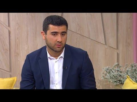 Առավոտ լուսո հարցազրույց. Մխիթար Ավետիսյան
