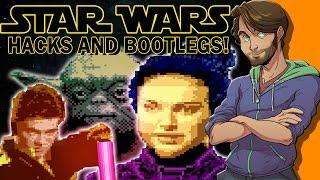Star Wars HACKS & BOOTLEGS!  - SpaceHamster