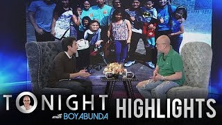 TWBA: Makisig talks about the things he did in Australia