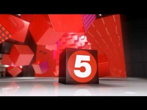 Channel 5 ident 2011 - Equalizer