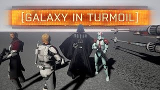 ► GALAXY IN TURMOIL! - Fans Remaking Cancelled Star Wars Game!