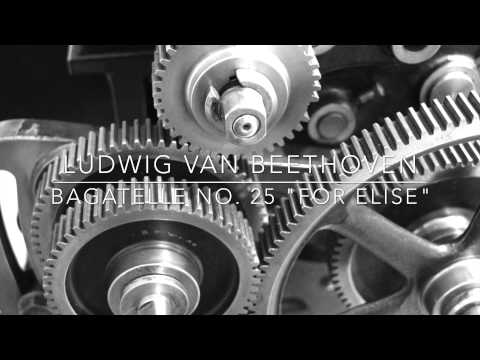"""Ludwig van Beethoven - """"For Elise"""""""