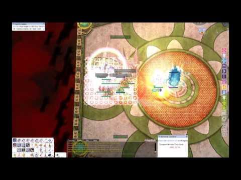 Rune Knight in Temple of Demon God [iRO Chaos]