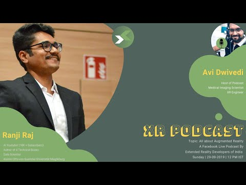 Ranji Raj And Avi Dwivedi Explains AI And AR
