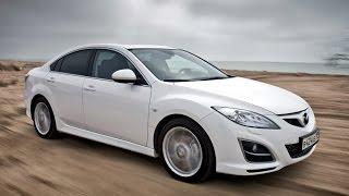 обзор Mazda6 2010 года. Плюсы и минусы Мазда 6