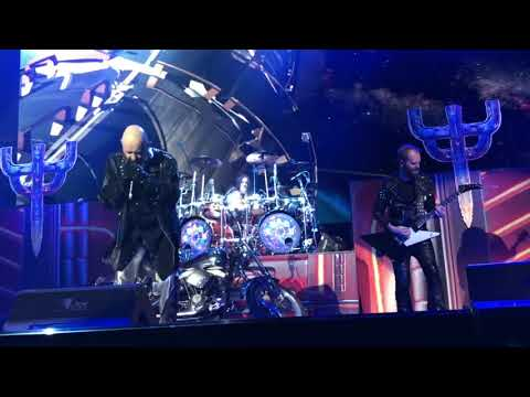 Judas Priest Live at The Prudential Center March 20th, 2018- Electric Eye