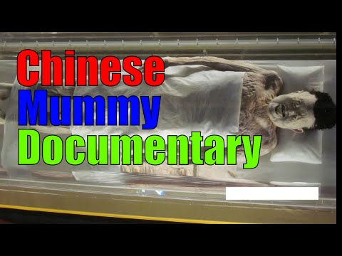 China Documentary: The Full Story of China's 2000 Year Old Preserved Mummy, Extraordinary Scenes