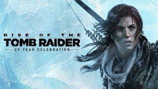 LARA CROFT POWRACA - Rise of the Tomb Raider