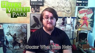 Off The Record: Doctor Who: Time Heist Thumbnail
