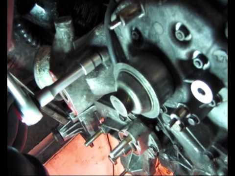 What Is A Timing Belt >> Porsche 944 S2 How to replace water pump, timing belts and ...