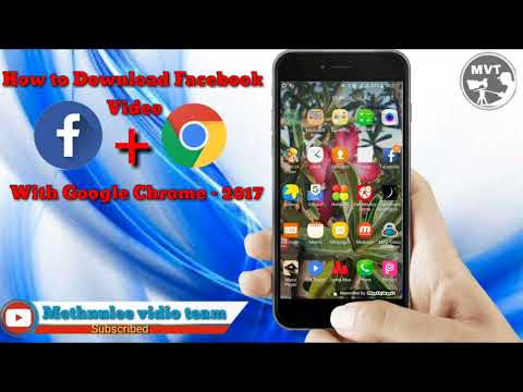 How To Download Facebook Video With Google Chrome (MVT Geek Show)