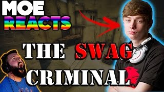 Moe Reacts To Swag Criminal