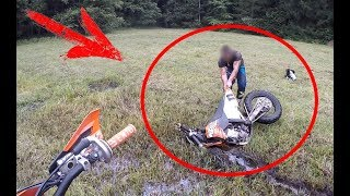 Dirt Bike Fails, Crashes & Funny Moments 2018 ||ENDUROGERMANY