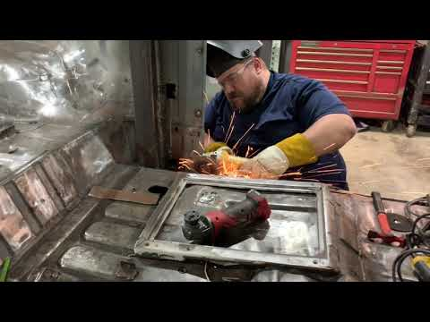 Ford Bronco Restoration Part